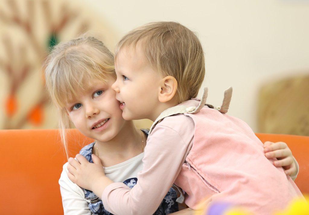 Børnekirke i Tønder Frikirke